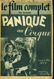 Le Film Complet Du Samedi N° 2432 - 19e Annee - Panique Au Cirque - Couverture - Format classique