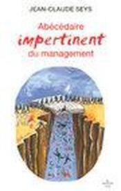 Abécédaire impertinent du management - Couverture - Format classique