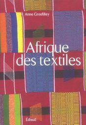 Afrique des textiles - Intérieur - Format classique