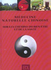Medecine Naturelle Chinoise - Intérieur - Format classique