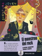 El monstruo del rock + cd - Couverture - Format classique