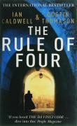 The Rule Of Four - Couverture - Format classique