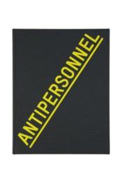 Antipersonnel - Couverture - Format classique