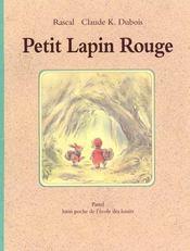 Petit Lapin Rouge - Intérieur - Format classique