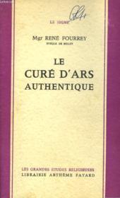 Le Cure D'Ars Authentique. - Couverture - Format classique