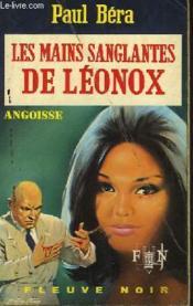 Les Mains Sanglantes De Leonox - Couverture - Format classique