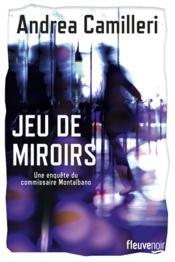 Jeu de miroirs - Couverture - Format classique