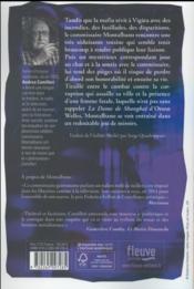 Jeu de miroirs - 4ème de couverture - Format classique
