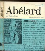 Abelard Ou La Philosophie Dans Le Langage - Collection Philiosophes De Tous Les Temps N°60 - Couverture - Format classique