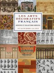 Les arts décoratifs français - Intérieur - Format classique