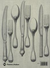 Les arts décoratifs français - 4ème de couverture - Format classique