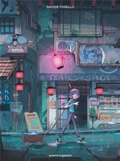 Blue au pays des songes T.2 ; bienvenue à Sad City - Couverture - Format classique
