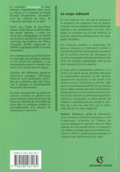 Le Corps Redresse - Couverture - Format classique