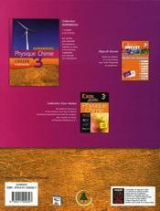 Physique-chimie Durandeau ; 3ème ; livre de l'élève (édition 2008) - 4ème de couverture - Format classique