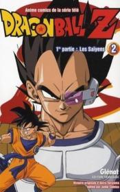 Dragon Ball Z - cycle 1 ; les Saïyens T.2 - Couverture - Format classique