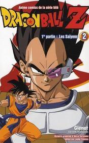 Dragon Ball Z - cycle 1 ; les Saïyens T.2 - Intérieur - Format classique