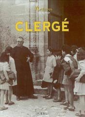 Clerge - Couverture - Format classique