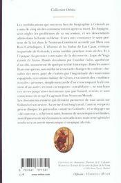 Christophe colomb contre ses mythes - 4ème de couverture - Format classique