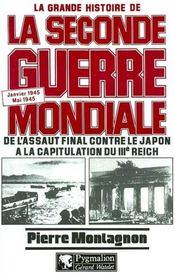 Gde Histoire Seconde Guerre Mondiale T.8 Janvier45 Mai45 - Intérieur - Format classique