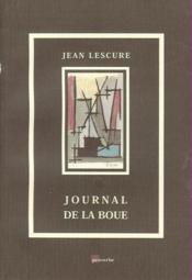 Journal de la boue - Couverture - Format classique