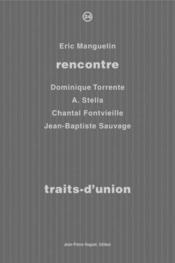Rencontre t.24 ; traits d'union - Couverture - Format classique