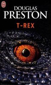 T-Rex - Couverture - Format classique