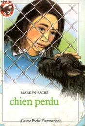 Chien perdu - - histoire d'animaux, des 8/9 ans - Couverture - Format classique
