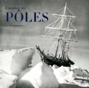 L'aventure des pôles - Couverture - Format classique