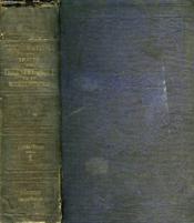 Traite De Therapeutique Et De Matiere Mdicale, Tome I - Couverture - Format classique