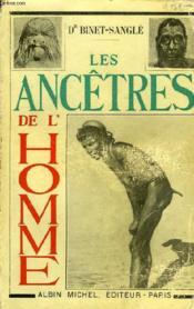 Les Ancetres De L'Homme - Couverture - Format classique