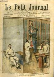 LE PETIT JOURNAL - supplément illustré numéro 885 - COMMENT ON TRAITE LES APACHES EN FRANCE / A L'ETRANGER - Couverture - Format classique
