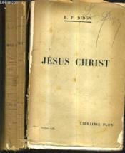 Jesus Christ - En Deux Tomes - Tomes 1 + 2. - Couverture - Format classique