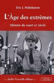 L'âge des extrêmes - Intérieur - Format classique