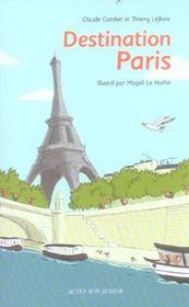 Destination paris - Intérieur - Format classique