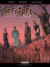 Spectres t.1 ; lidy hot springs - Intérieur - Format classique