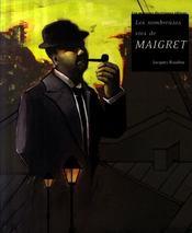 Les nombreuses vies de Maigret - Intérieur - Format classique