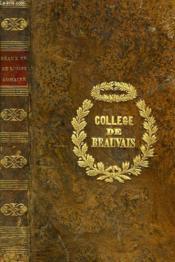Beaux Traits De L'Histoire Romaine - Couverture - Format classique