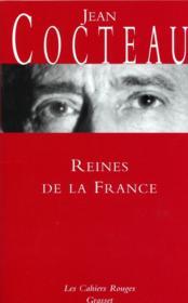 Reines de la France - Couverture - Format classique