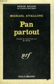 Pan Partout. Collection : Serie Noire N° 1046 - Couverture - Format classique