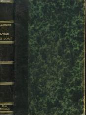 L'Eau Qui Dort - Couverture - Format classique