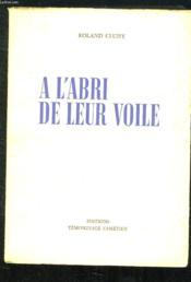 A L Abri De Leur Voile. - Couverture - Format classique