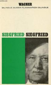 Siefried - Couverture - Format classique