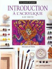 Introduction A L'Acrylique - Intérieur - Format classique
