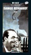 Django Reinhardt t.1 - Couverture - Format classique
