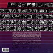 Elles et eux, la chanson - 4ème de couverture - Format classique