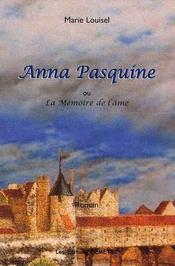 Anna Pasquine - Intérieur - Format classique