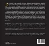 Memoire Du Monde Noir ; Agenda Perpetuel - 4ème de couverture - Format classique
