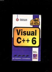 Visual C++ 6 - Couverture - Format classique