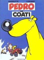 Pedro le coati t.1 - Intérieur - Format classique