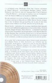 Chauffe marcel ! - 4ème de couverture - Format classique